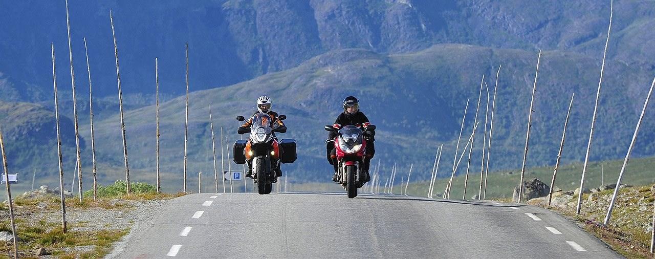 Motorradtouren ins Land der Fjorde ab sofort wieder möglich