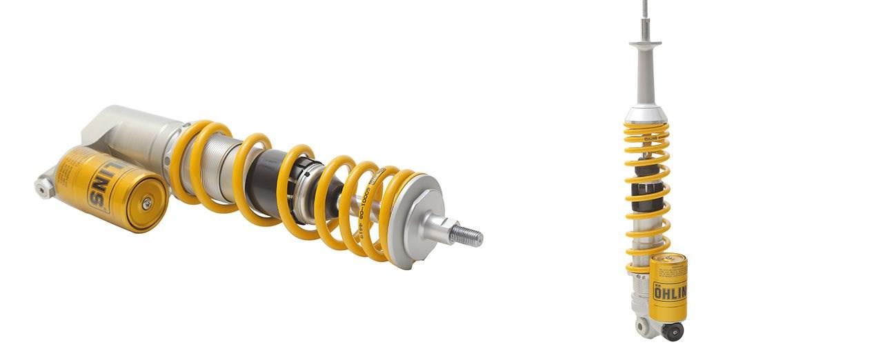 Öhlins Stoßdämpfer für Vespa Sprint 150 ABS