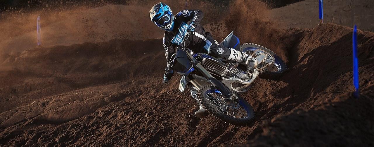 Neue Yamaha YZ250F 2021