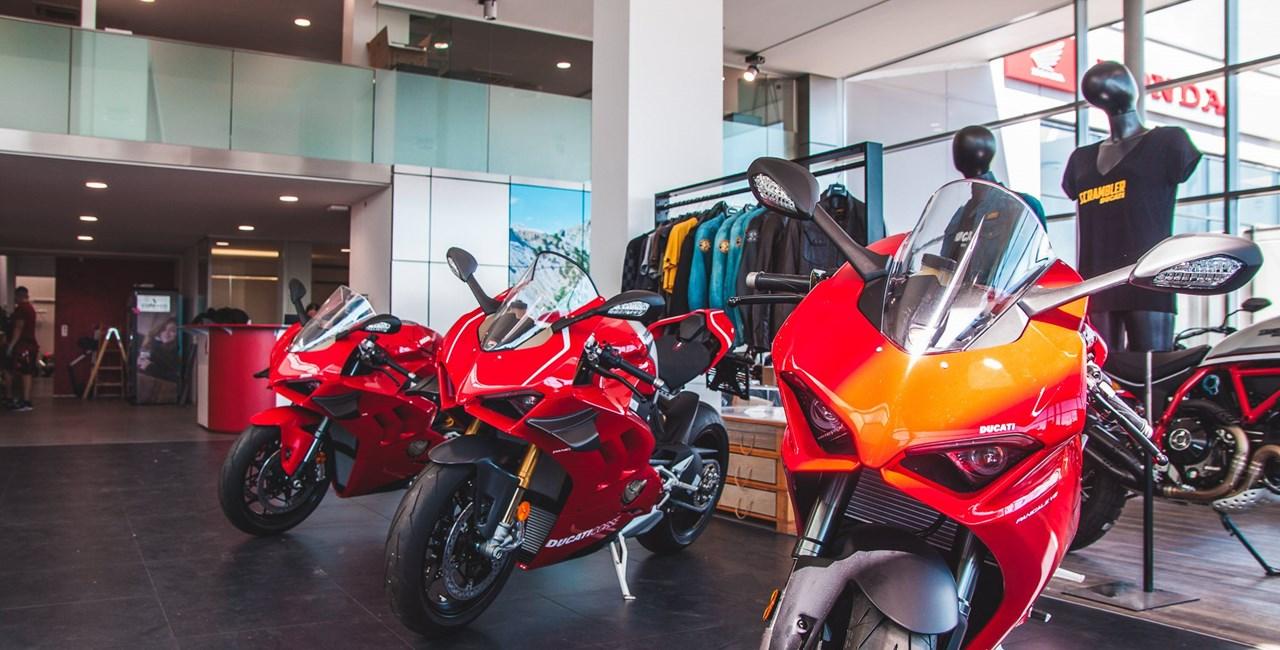 Ducati Honda Wien Liesing
