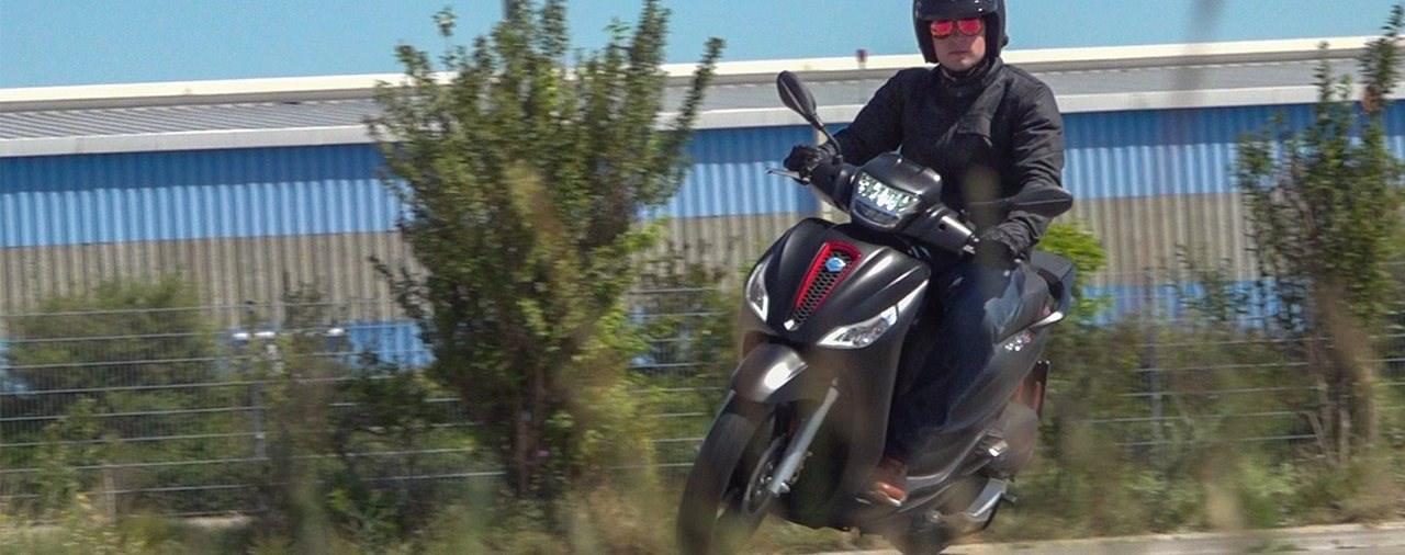 Piaggio Medley 125 S 2020 Test