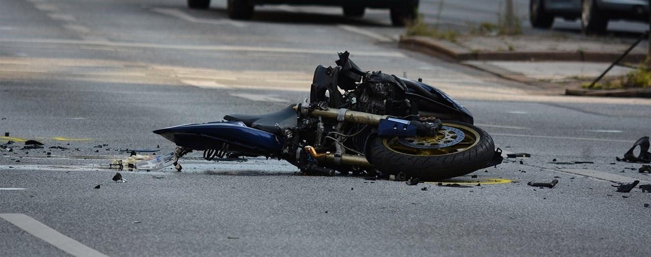 Sind wir unsichtbar? Motorrad Unfälle großteils fremdverschuldet