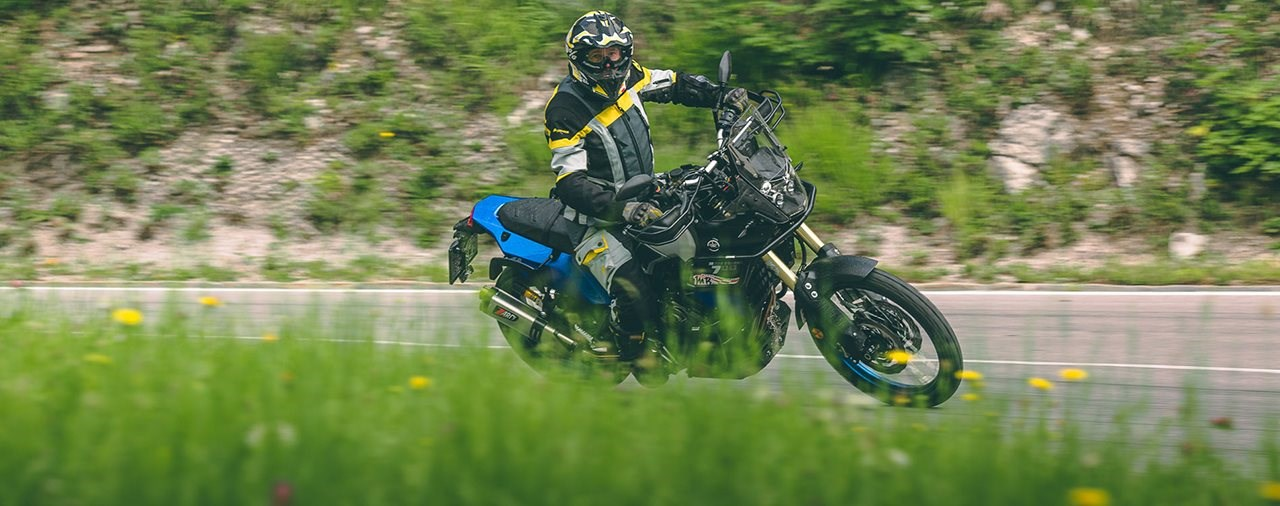 Die Yamaha Tenere 700 im Reise-Enduro Vergleichs-Test 2020