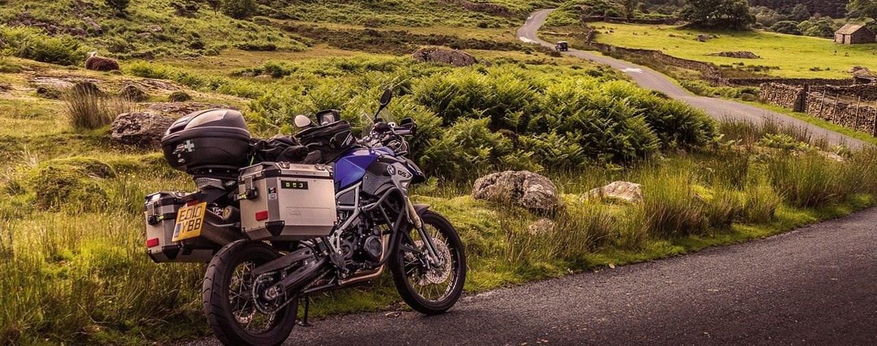 8 Dinge, die du für jede Motorradtour brauchst