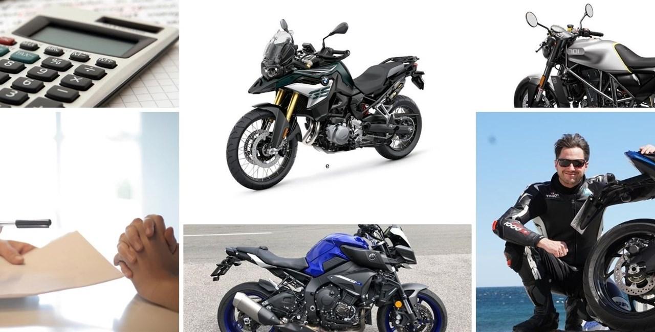 Motorrad Aktionen im Corona Jahr