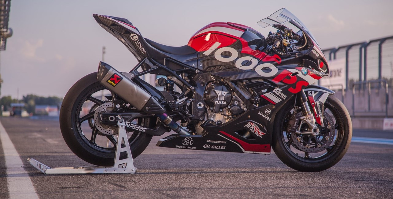 BMW S 1000 RR 1000PS TuneUp