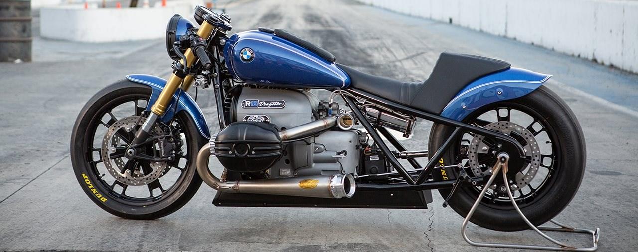 BMW R 18 Dragster Custom Bike