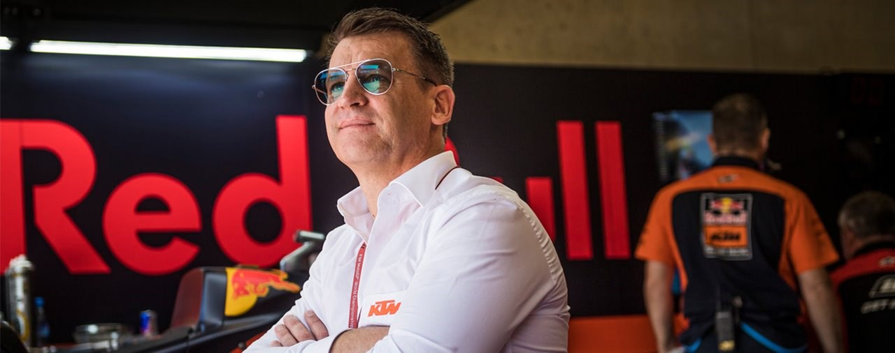 Sensationssieg für KTM: Pit Beirer im Interview