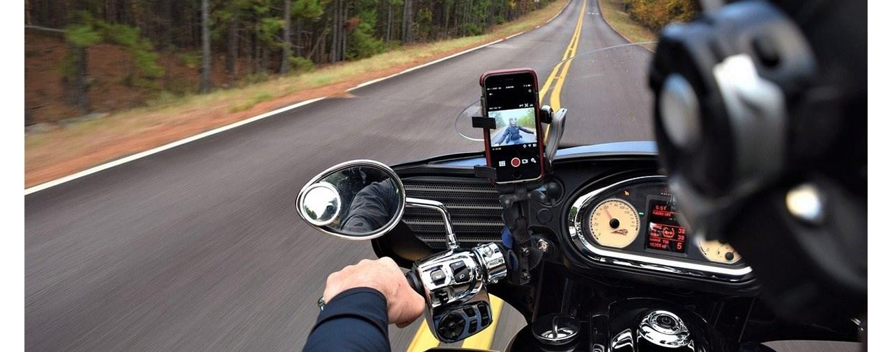 Zubehör zum Motorrad
