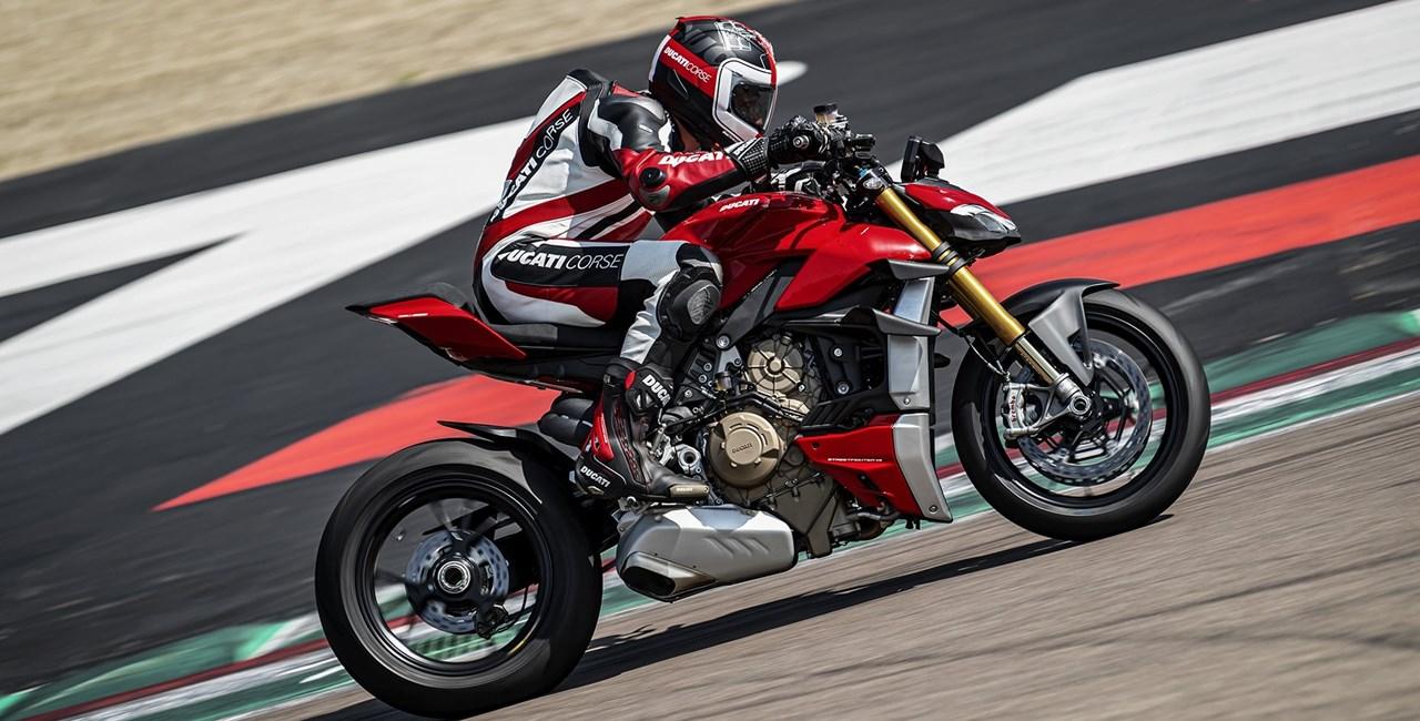 Ducati Streetfighter V4 und V4S wird zurückgerufen!