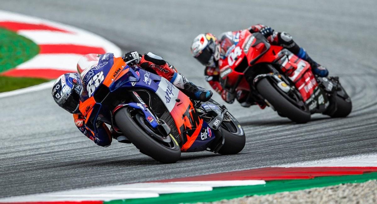 MotoGP Spielberg 2020 mit KTM-Doppelpodium!