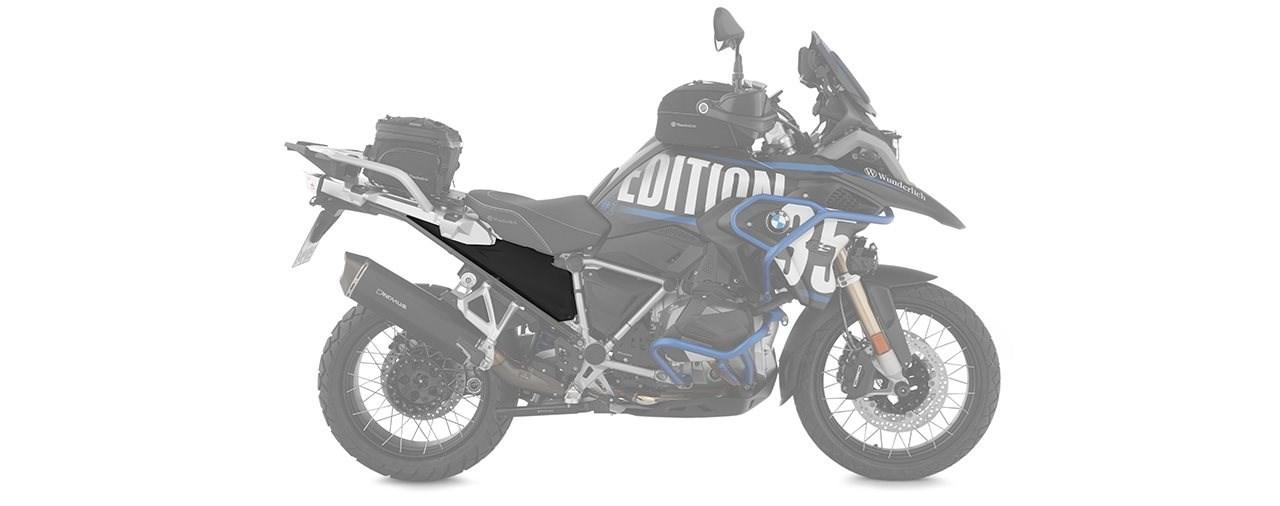 Rahmenverkleidung für BMW R 1250 GS/R und R 1200 GS LC