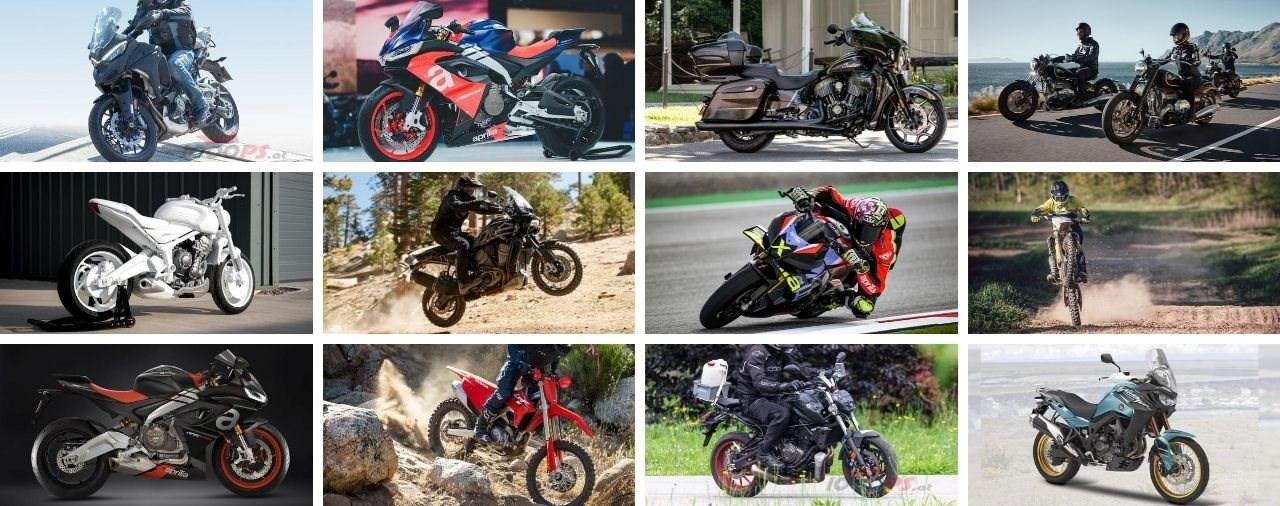 Motorrad Neuheiten 2021 im Überblick