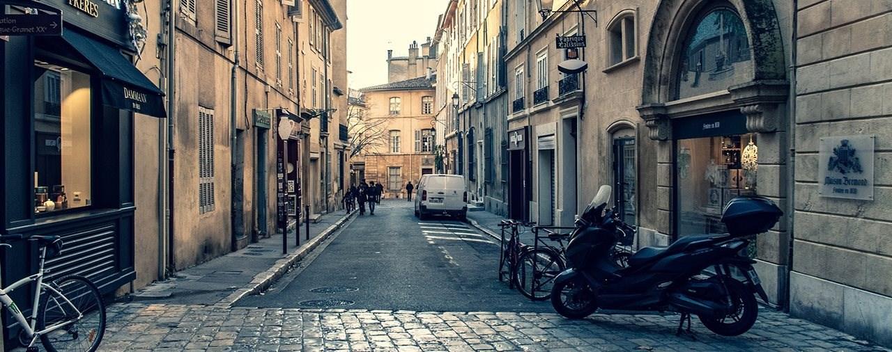 Die 3 schönsten Motorradrouten durch die Provence
