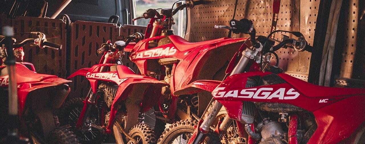 GASGAS Enduro und Motocross 2021