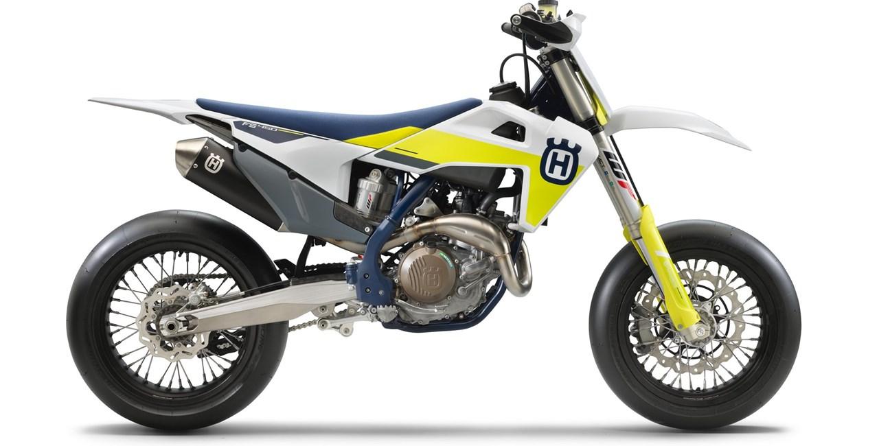 Husqvarna FS 450 Super Moto für 2021 - der nächste Klassenprimus?