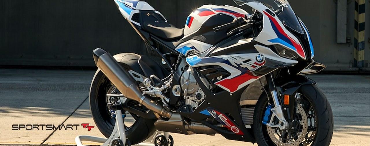 Dunlop SportSmart TT als Erstausrüstungsreifen auf BMW M 1000 RR