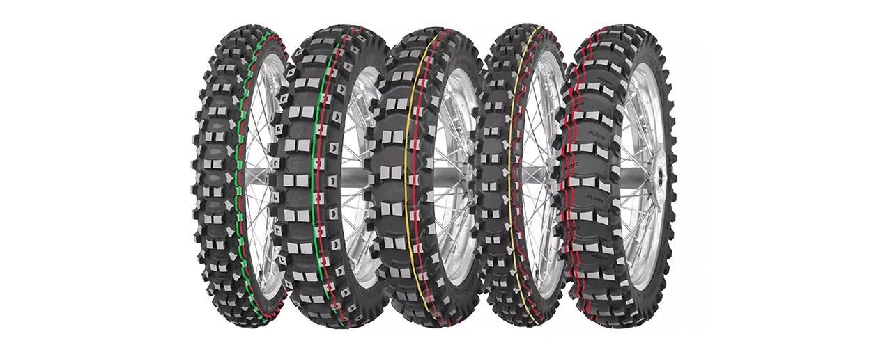 Mitas erweitert TERRA FORCE-MX Motocross-Reifen auf Juniorengröße