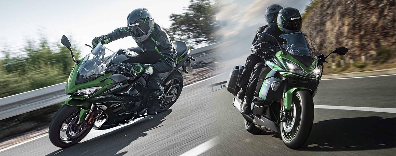 Kawasaki Ninja 1000SX - Neue Farben für 2021