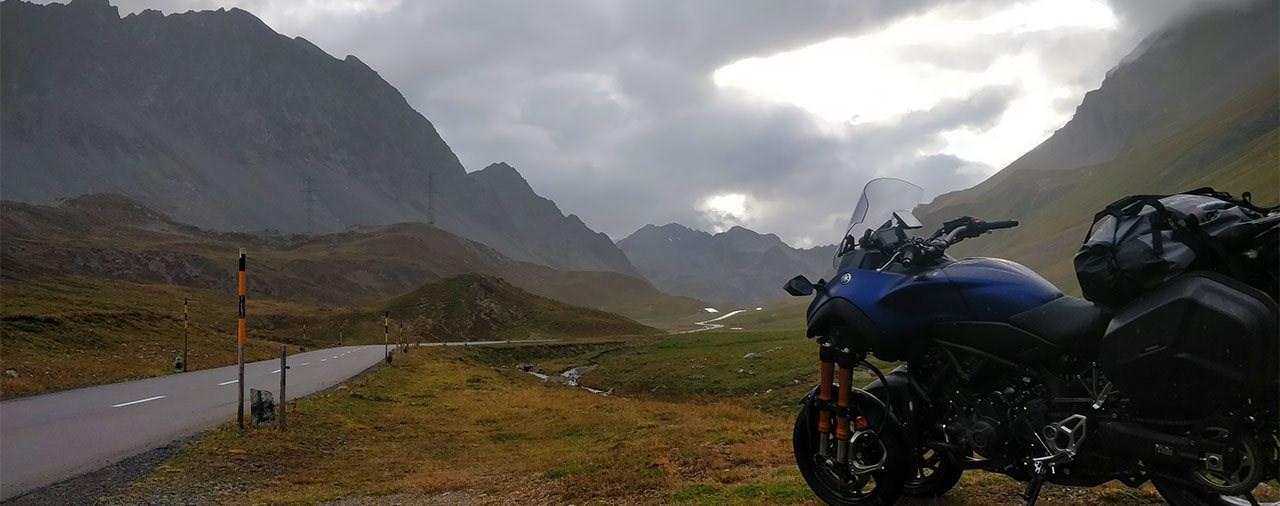 Yamaha Niken GT auf Passjagd - Schweiz Motorrad-Tour Pt.2