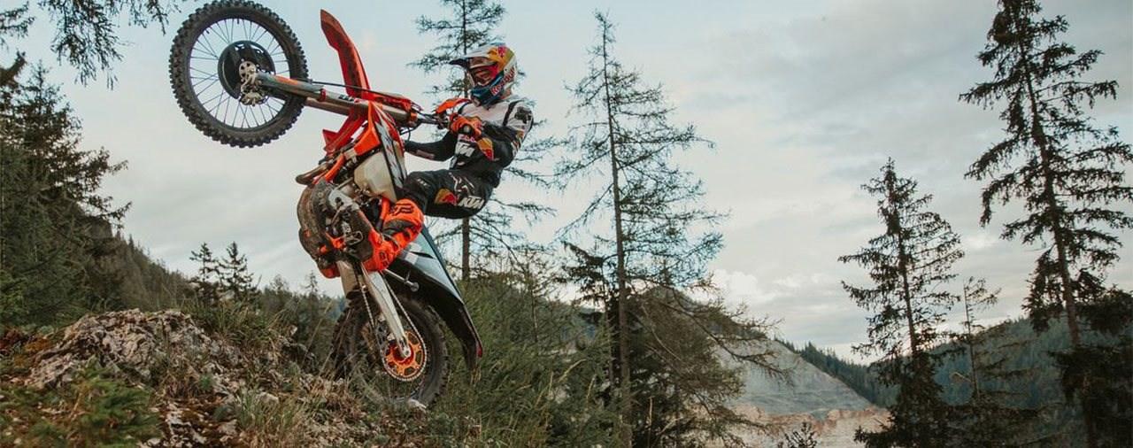 KTM enthüllt die WESS-Sonderedition der KTM 350 EXC-F