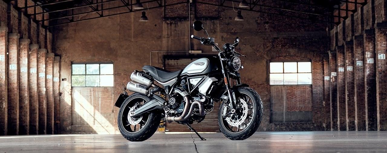 Ducati Scrambler 1100 Dark PRO 2021