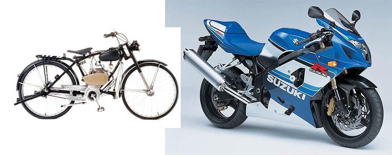 100 Jahre Suzuki! Vom Webstuhl zur GSX-R1000R