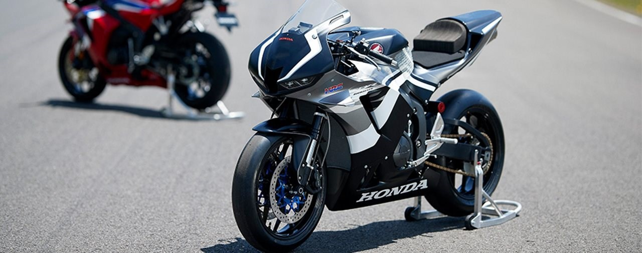 Honda CBR600RR HRC - Rennversion aus Japan aufgetaucht