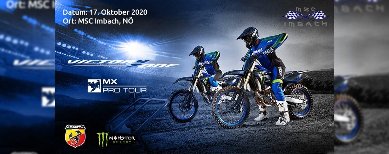 Yamaha MX Pro Tour am 17. Oktober in Imbach