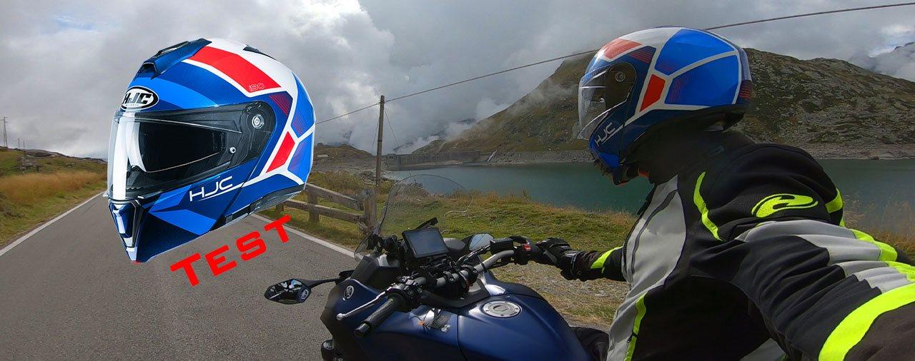 Klapphelm test 2017 motorrad Motorrad: No