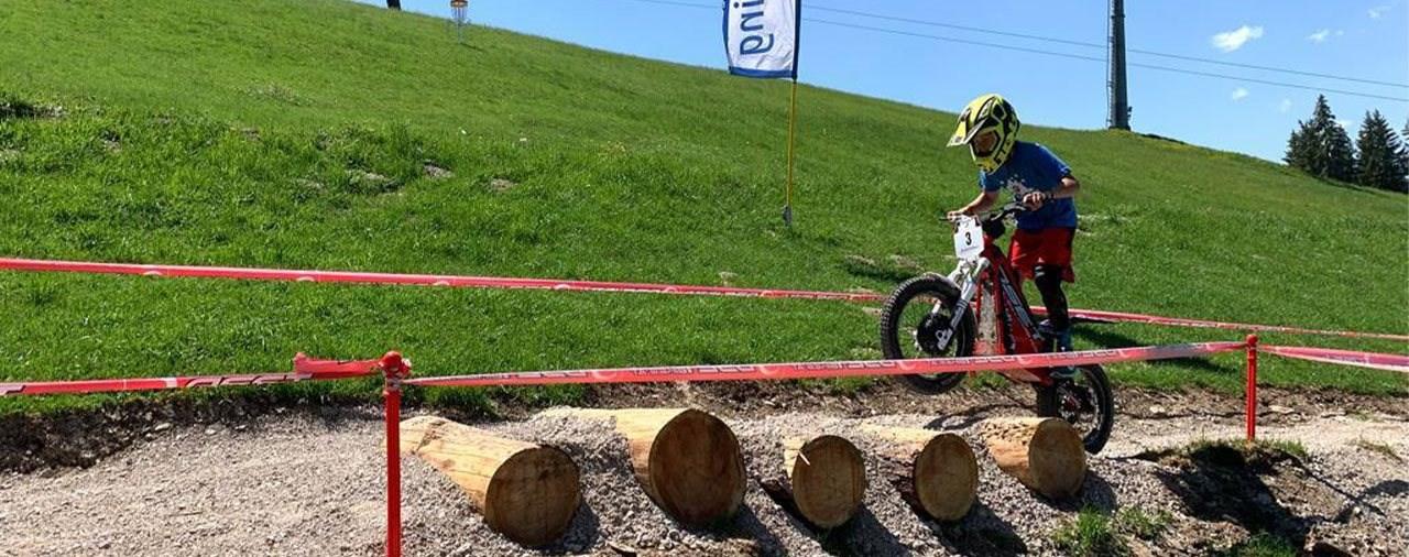 Erster E-Trial-Park in der Schladming-Dachstein-Region eröffnet