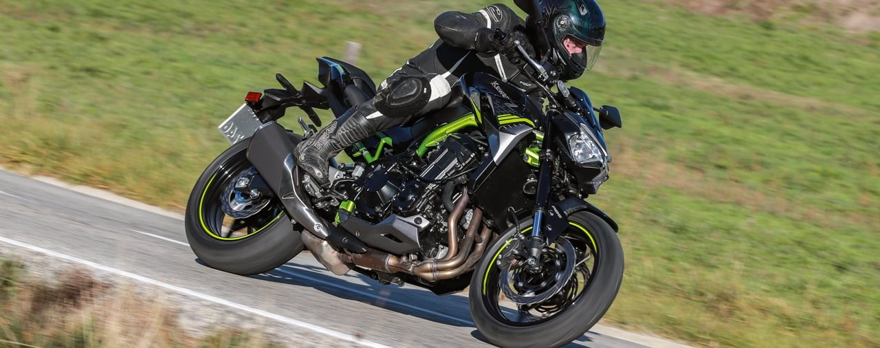 Das Erfolgsgeheimnis der Kawasaki Z900