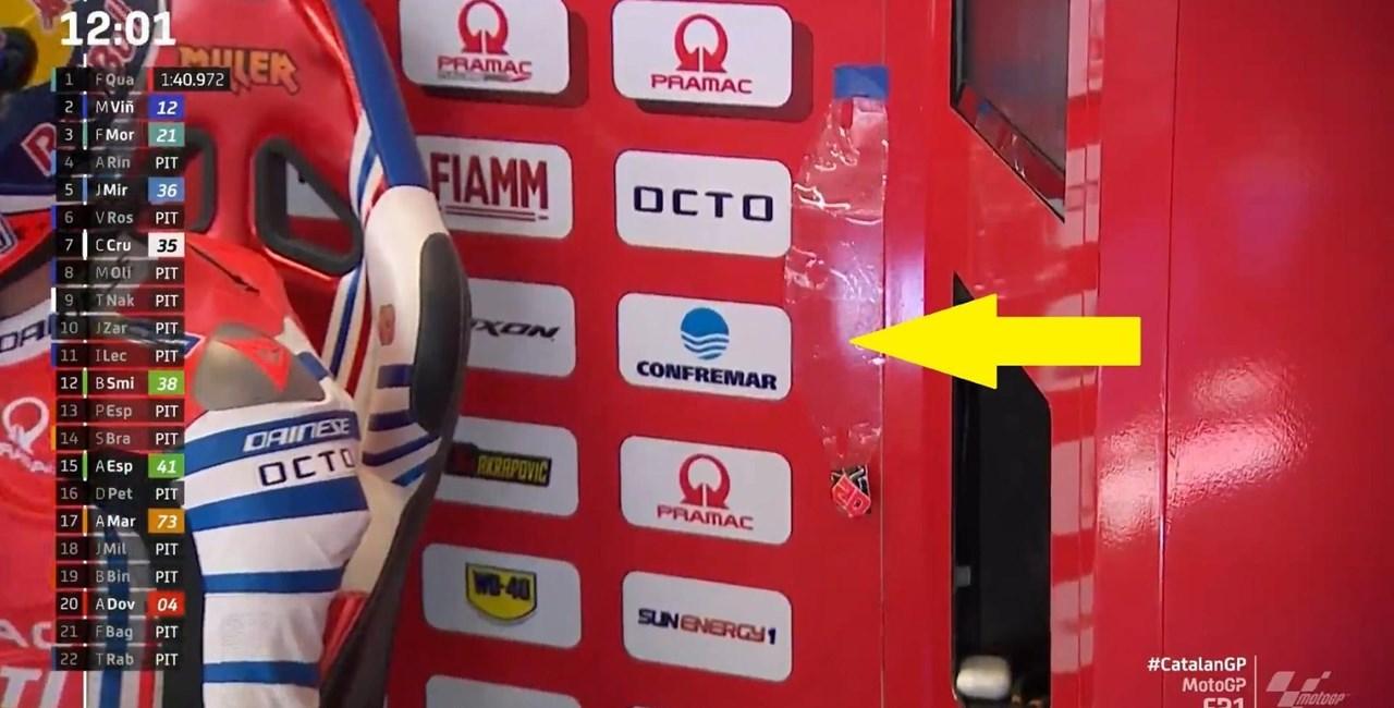 MotoGP Fan zahlt über 4.600 Euro für Abreißvisier