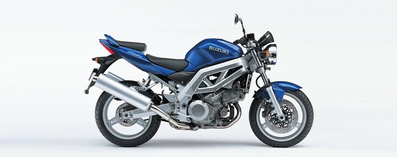 Suzuki SV1000 & SV1000S (2003-2008) Gebrauchtberatung