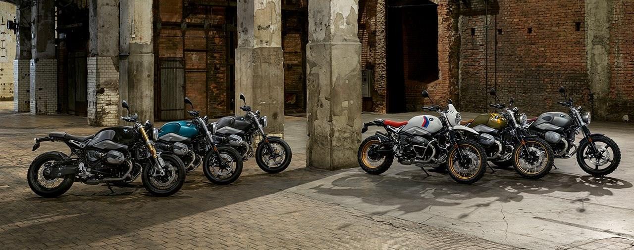 BMW Motorrad Neuheiten 2021