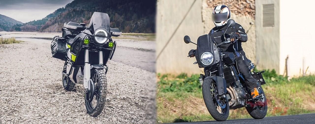 Husqvarna Motorrad Neuheiten 2021