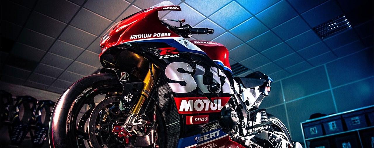 Suzuki führt Engagement in Endurance Weltmeisterschaft fort