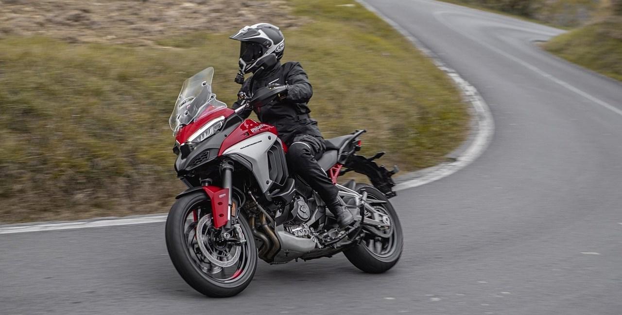 Ducati Multistrada V4 S Test