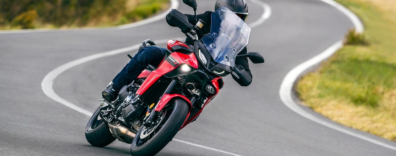 Yamaha TRACER 9 2021 - sportliches Reisen für Fortgeschrittene