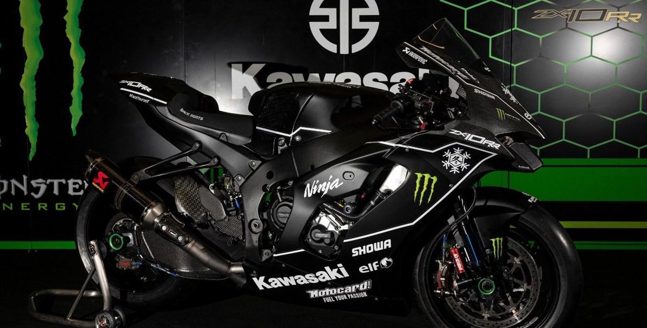 Erste Bilder der neuen Kawasaki ZX-10RR 2021