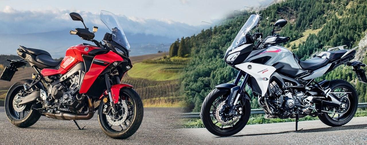 Yamaha TRACER 9 2021 vs. Tracer 900 2020 - Kaufberatung