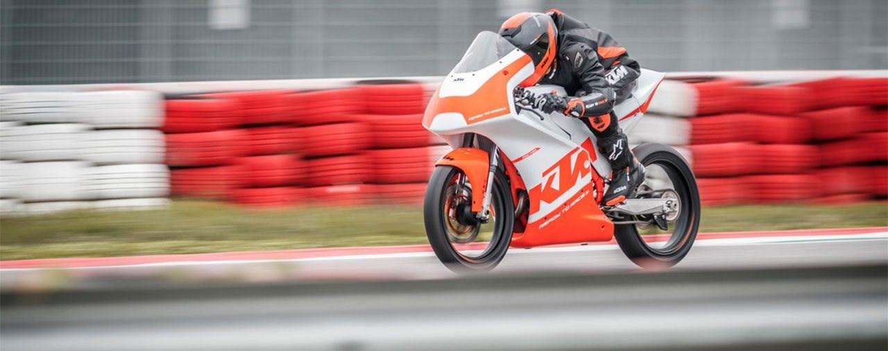 Österreichischer MotoGP-Fahrer gesucht! - Austrian Talent Cup