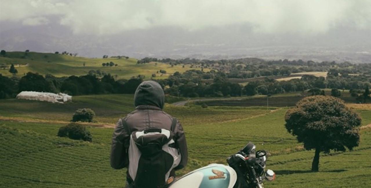 Motorradtour durch Bayern