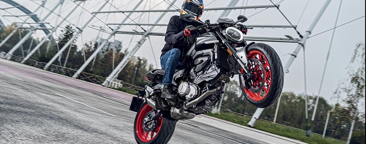 Ducati Monster 2021 - alles neu!