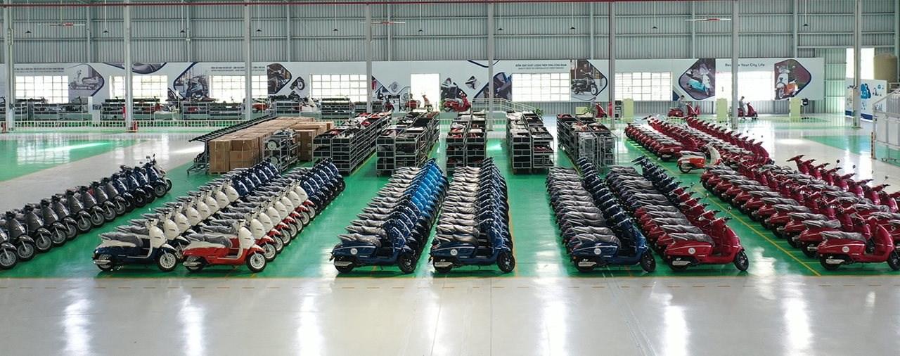 Peugeot Motocycles weitet Produktion nach Vietnam aus