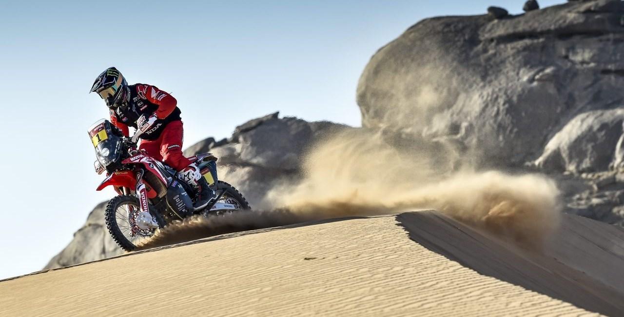Dakar 2021 Ergebnisse vom dritten Tag