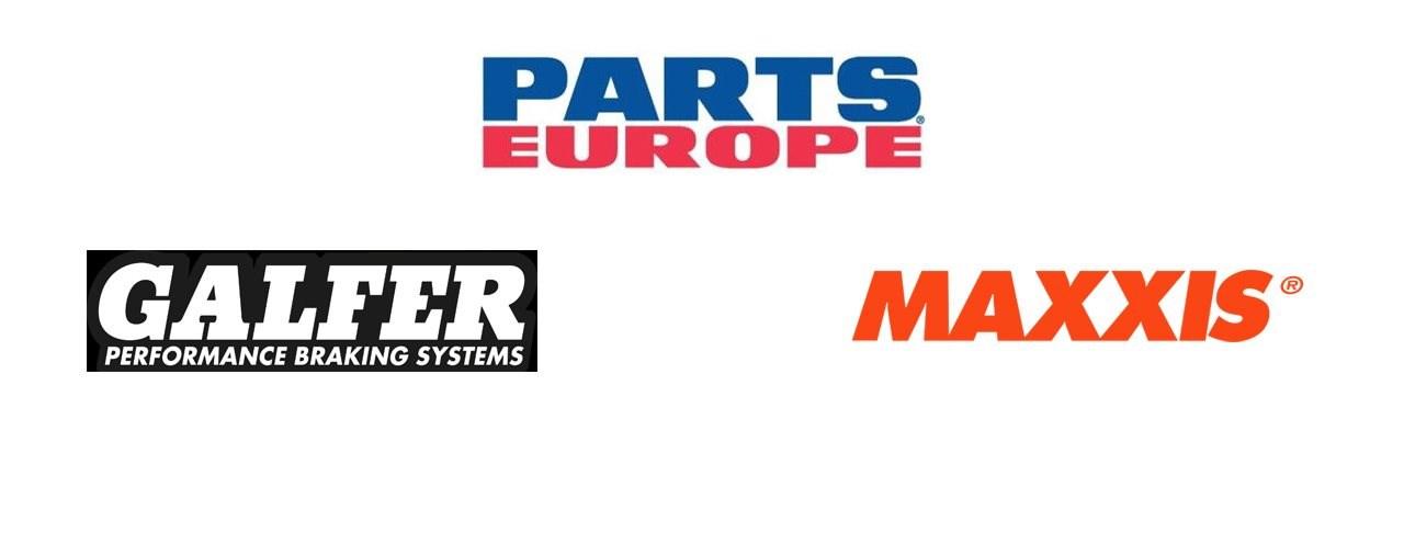 MAXXIS und Galfer bestellbar bei PARTS EUROPE