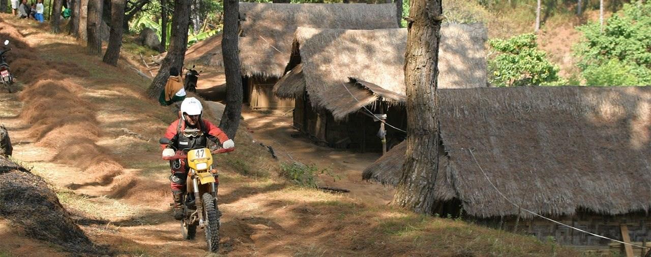 Motorrad-Reise nach Nord-Thailand - Enduro-Offroad-Abenteuer