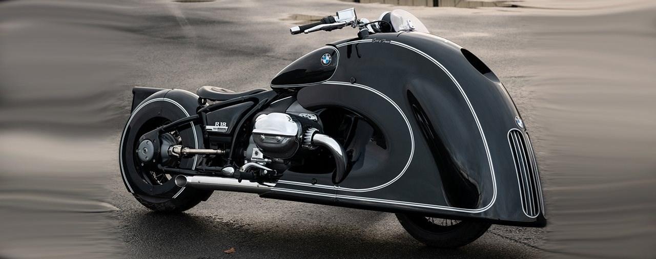 Heftiger Umbau! BMW R 18 Spirit of Passion