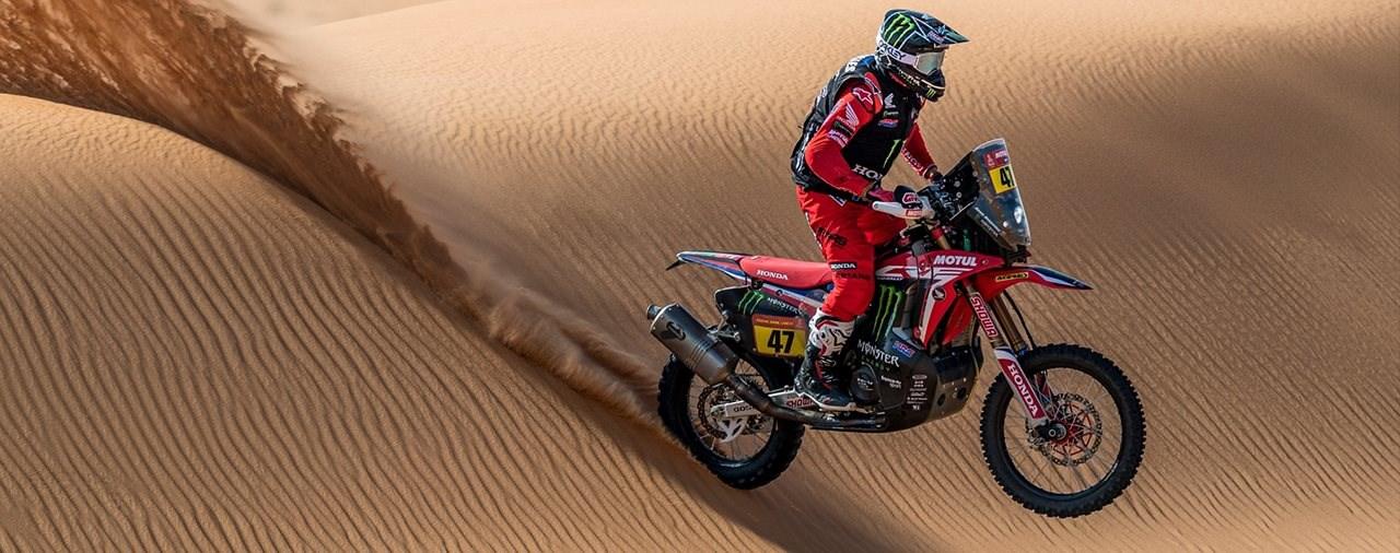 Rallye Dakar 2021 - Honda siegt erneut!